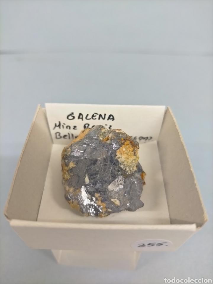 GALENA - MINERAL (Coleccionismo - Mineralogía - Otros)