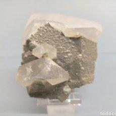 Coleccionismo de minerales: CALCITA - GUALBA. - MINERAL. Lote 222971021