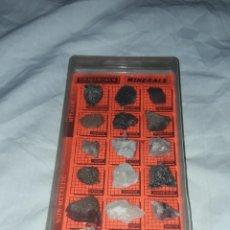 Collezionismo di minerali: CAJA DE COLECCIÓN DE 18 MINERALES RECOLECTADOS EN ESTADOS UNIDOS AMÉRICA. Lote 223863518