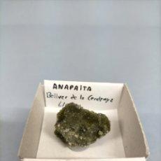 Coleccionismo de minerales: ANAPAITA - MINERAL. Lote 223956255