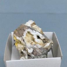 Colecionismo de minerais: ARAGONITO-MINERAL. Lote 224417476