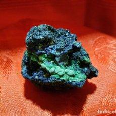Coleccionismo de minerales: AZURITA 200GR, PIEZA DE COLECCION. Lote 224751932