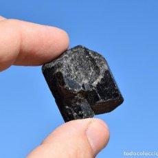 Coleccionismo de minerales: TURMALINA NEGRA CHORLO DE BRASIL, EJEMPLAR DE 36 GRAMOS - BLACK TOURMALINE. Lote 225123610