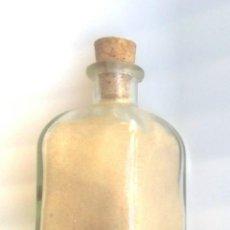 Coleccionismo de minerales: ARENA DEL SAHARA AÑOS 60. FRASCO DE APROXIMADAMENTE 230 CENTÍMETROS CÚBICOS. Lote 224896132