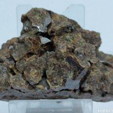 Coleccionismo de minerales: GROSULARIA. VARIEDAD HESSONITA - MINERAL. Lote 226479455