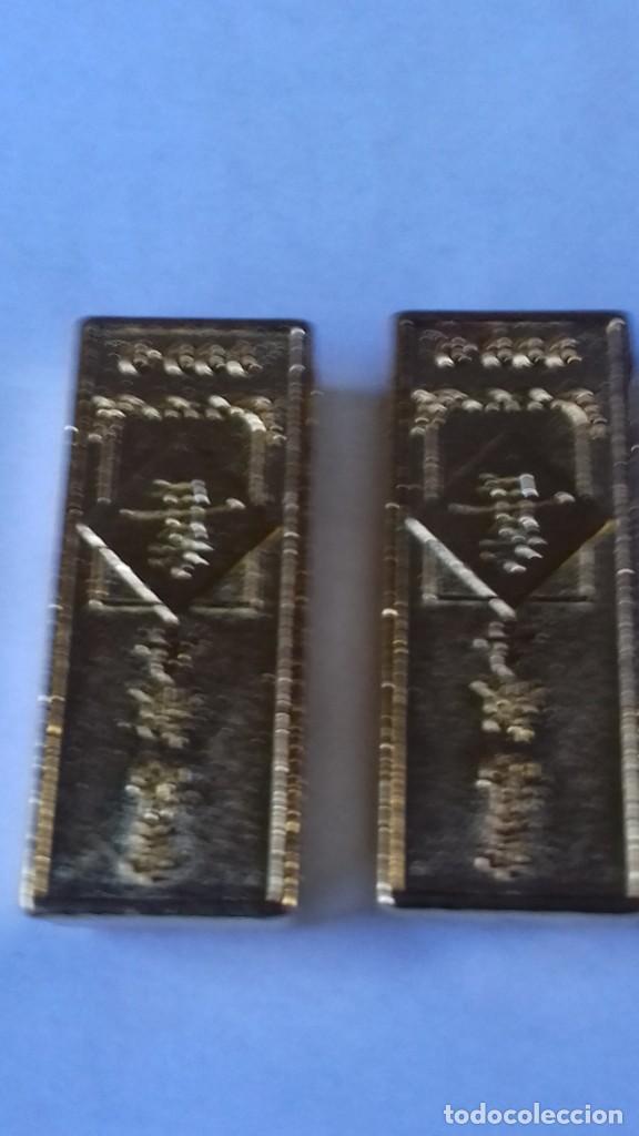 Coleccionismo de minerales: Dos lingotes Chinos de la diosa de la fortuna - Foto 7 - 226504320