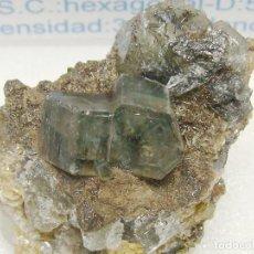 Coleccionismo de minerales: FLUORAPATITO. Lote 226917985