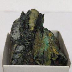 Colecionismo de minerais: PSEUDOMALAQUITA - MINERAL. BARCELONA. Lote 231016070