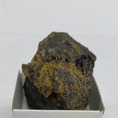 Colecionismo de minerais: MAGNETITA +GROSULARIA-MINERAL. Lote 231818955