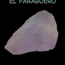 Coleccionismo de minerales: EMETRINO EN BRUTO PURPURA DE 21,40 KILATES CERTIFICADO AGI MEDIDA 2,2X1,8X0,9 CENTIMETROS-P5. Lote 233323690