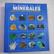 Coleccionismo de minerales: ARCHIVADOR CON 30 FASCICULOS DE EL MUNDO DE LOS MINERALES ORBIS-FABBRI. Lote 235167785