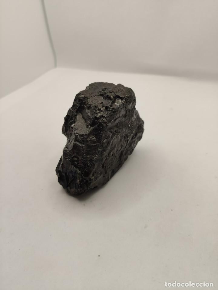 Coleccionismo de minerales: AZABACHE PIEDRA MINERAL FOSIL - Foto 3 - 235722820