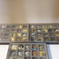 Collezionismo di minerali: LOTE DE MINERALES. Lote 235787655