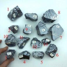 Coleccionismo de minerales: SILICIO SILICON DESDE 10€ POR PIEZA MUNAY MINERALES PALMA DE MALLORCA. Lote 236124985