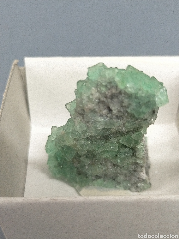 Coleccionismo de minerales: FLUORITA - MINERAL - Foto 2 - 238248595