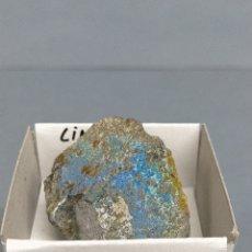 Coleccionismo de minerales: LINARITA - MINERAL. Lote 238277840
