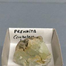 Coleccionismo de minerales: PREHNITA - MINERAL.. Lote 238279365