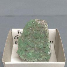 Coleccionismo de minerales: FLUORITA - MINERAL. Lote 238281280