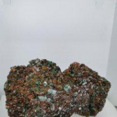 Coleccionismo de minerales: DOLOMITA CON ROSASITA. Lote 238508410