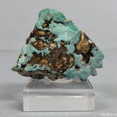 Coleccionismo de minerales: MALAQUITA - MINERAL. Lote 238642315