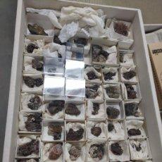 Colecionismo de minerais: JML PLATA NATIVA KONSBERGITA MINA STA. MATILDE LAS HERRERIAS CUEVAS DEL ALMANZORA, ALMERIA. 4X4. Lote 272260948