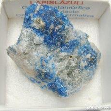 Coleccionismo de minerales: LAPISLÁZULI. Lote 240947285