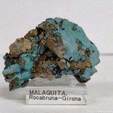 Coleccionismo de minerales: MALAQUITA - MINERAL. Lote 241455035