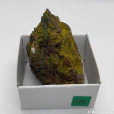 Colecionismo de minerais: ILLITA - MINERAL. Lote 243637235