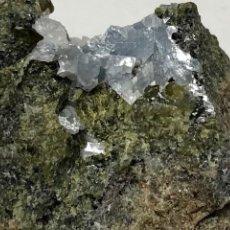 Coleccionismo de minerales: GISMONDINA. Lote 244636415