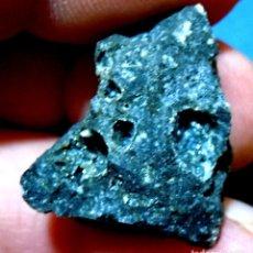 Coleccionismo de minerales: ANALCIMA-MAROLDSWEISACH-ALEMANIA U-654. Lote 244704715