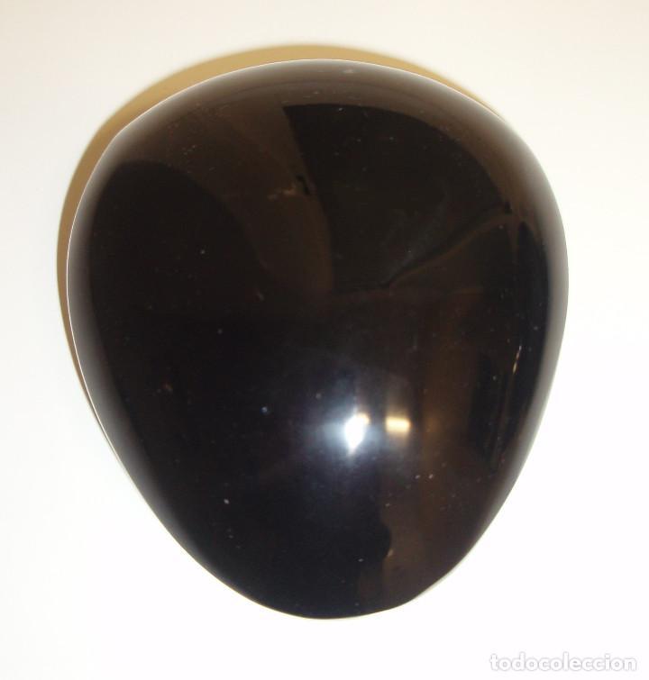 OBSIDIANA NEGRA PULIDA. 482 GRAMOS. MÉJICO. (Coleccionismo - Mineralogía - Otros)