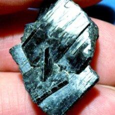 Coleccionismo de minerales: TURMALINA-MINAS GERAES-BRASIL U-647. Lote 245186865