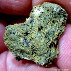 Coleccionismo de minerales: AUGITA-NICKENICH-ALEMANIA U-604. Lote 245201425