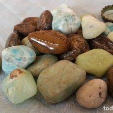 Coleccionismo de minerales: PIEDRAS Y MINERALES. 24 UNIDADES.. Lote 254317430