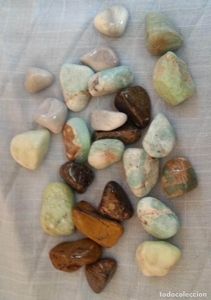 Coleccionismo de minerales: Piedras y Minerales. 24 Unidades. - Foto 3 - 254318080