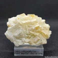 Coleccionismo de minerales: FLUORITA - MINERAL . SANT MARÇAL. Lote 255921000