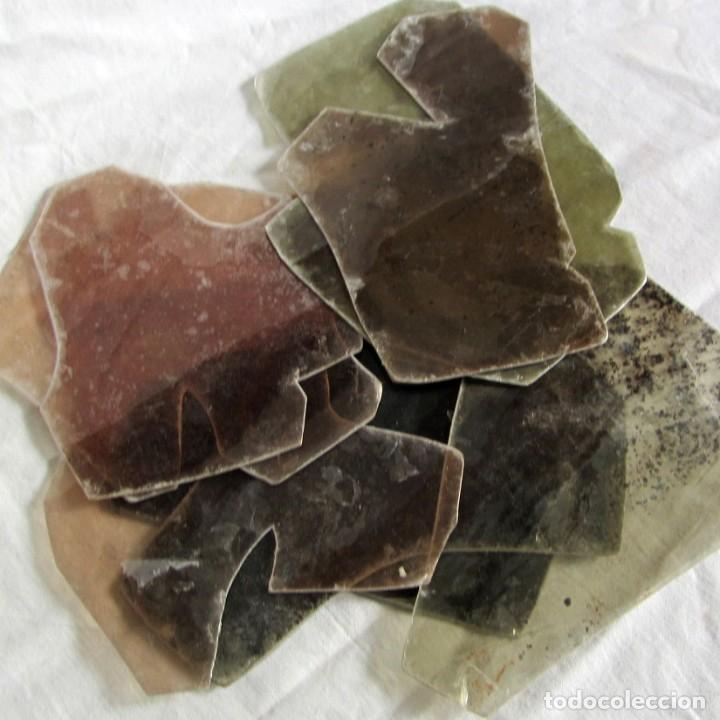 8 PLACAS GRANDES DE MICA BIOTITA MOZAMBIQUE (Coleccionismo - Mineralogía - Otros)