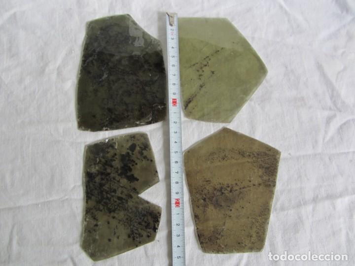 Coleccionismo de minerales: 11 placas grandes de mica biotita Mozambique - Foto 7 - 258979085