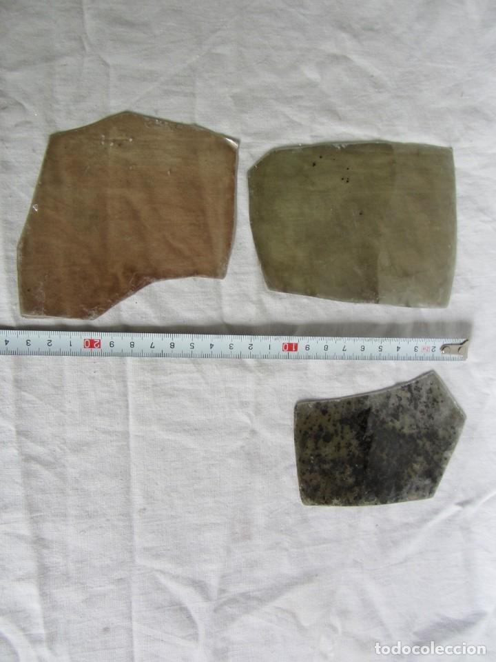 Coleccionismo de minerales: 11 placas grandes de mica biotita Mozambique - Foto 12 - 258979085