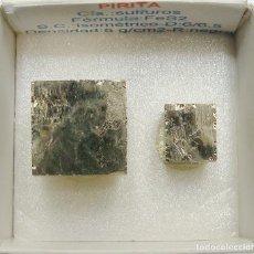 Coleccionismo de minerales: PIRITA. Lote 262358160