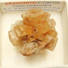 Coleccionismo de minerales: ARAGONITO. Lote 262358695