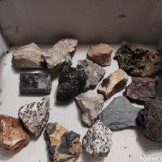 Coleccionismo de minerales: ROCAS SEDIMENTARIAS. Lote 264714119