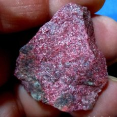 Colecionismo de minerais: CINABRIO-ALMADEN-CIUDAD REAL U-256. Lote 270137698
