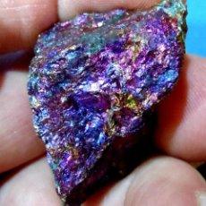 Colecionismo de minerais: CALCOPIRITA-DURANGO-MÉXICO U-254. Lote 270138653