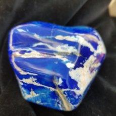 Coleccionismo de minerales: EXPECTACULAR LAPISLAZULI. Lote 271001668