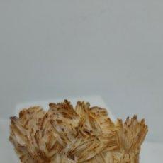 Coleccionismo de minerales: VANADINITA SOBRE BARITA. Lote 271409853
