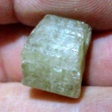 Coleccionismo de minerales: APATITO-IMILCHIL-MARRUECOS U-184. Lote 271820398