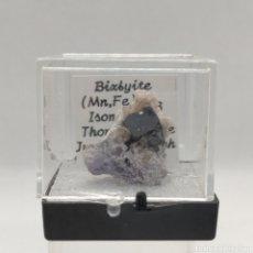 Coleccionismo de minerales: BIXBYTA - MINERAL. Lote 274889943