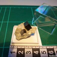 Coleccionismo de minerales: MINERAL CRISTALIZADO DE PIRITA. LA RIOJA.. Lote 276202628