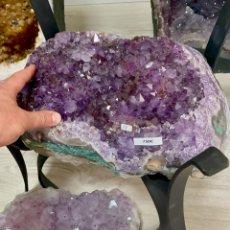 Coleccionismo de minerales: GEODA DE AMATISTA AMETHYST GEODE. Lote 277145303